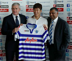 'Manchester United opposed Park Ji-Sung`s transfer until the end'