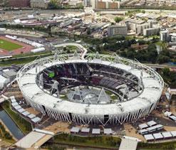 London Olympics: UK intelligence under