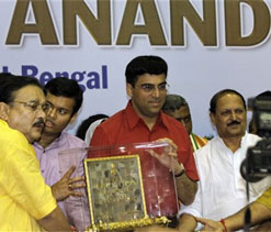 Viswanathan Anand reckons he will be champion again