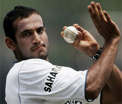 Irfan Pathan in for Lanka tour, replaces injured Vinay Kumar