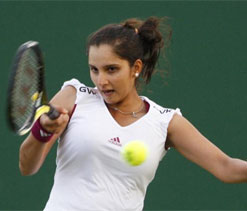 Can`t promise medal, but will give our best shot: Sania