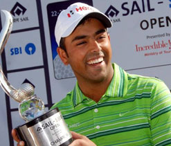 Lahiri prepares for baptism of fire at The Open