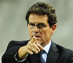 Capello to live in Russia if chosen as coach