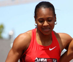 US sprinter out of Olympics after doping test