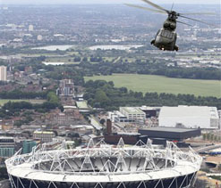RAF jets, snipers ready to use 'lethal force' to guard Olympics