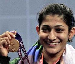 Ashwini exudes confidence of winning medal