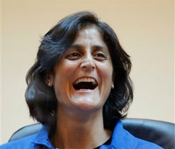 Sunita Williams excited about watching Olympics from space