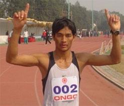 Basanta Bahadur Rana: Profile 2012 London Olympics