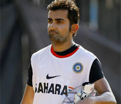 Not bothered about my designation in team: Gambhir