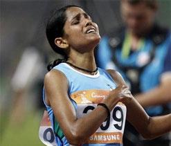 Kavita starts practising for 2013 world championship