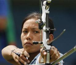 Laishram Bombayla Devi Profile - London Olympics