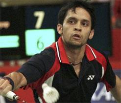 Parupalli Kashyap: Profile 2012 London Olympics