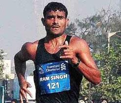 Ram Singh Yadav: Profiles 2012 London Olympics