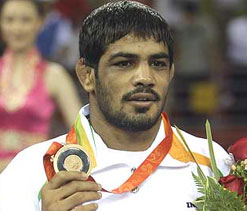 Thinking about medals will hamper my performance: Sushil