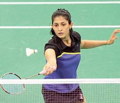 Ashwini Ponnappa: Profile 2012 London Olympics