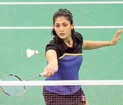 Ashwini Ponnappa: Profile 2012 London Olympics