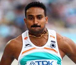 Renjith Maheshwary: Profile 2012 London Olympics