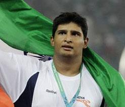 Vikas Gowda: Profile 2012 London Olympics