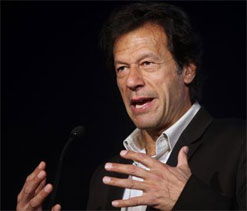 Imran welcomes resumption of Indo-Pak cricket ties