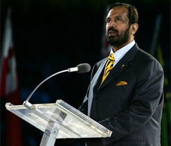 We can`t stop Kalmadi from attending London Olympics: IAAF