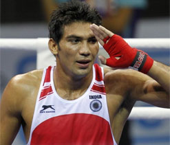 Manoj Kumar: Profile 2012 London Olympics