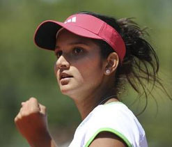 Sania Mirza: Profile 2012 London Olympics