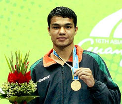 Vikas Krishan Yadav: Profile 2012 London Olympics