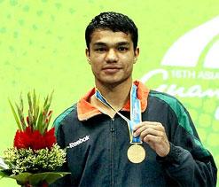Vikas Krishan Yadav: Profile 2012 London Olympics
