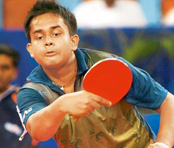 Teenager Ghosh aims to create a flutter in London