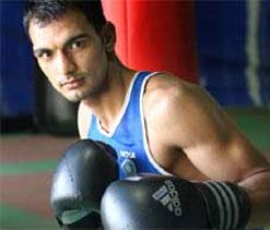 Jai Bhagwan: Profile 2012 London Olympics