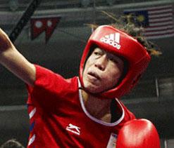 Mary Kom: Profile 2012 London Olympics