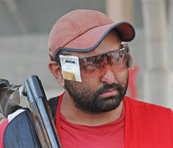 Ronjan Sodhi: Profile 2012 London Olympics (Shooting)