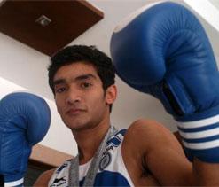 Shiva Thapa: Profile 2012 London Olympics