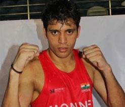 Sumit Sangwan: Profile 2012 London Olympics