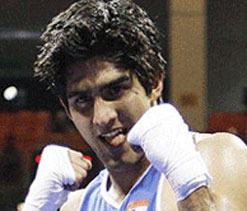 Vijender Singh: Profile 2012 London Olympics (Boxing)