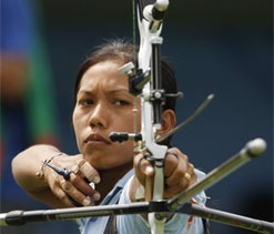 Women archers unwind with comedy movie before Oly departure