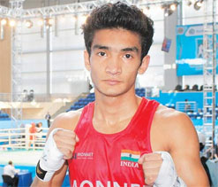 How Tyson charmed Shiva into taking up boxing