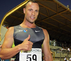Pistorius set for long-awaited Olympic debut