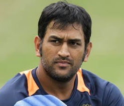 SL series nice occasion to test how much we have improved:  MS Dhoni