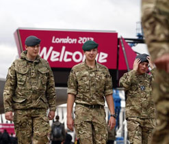 London shortening Olympic ceremony to end on time