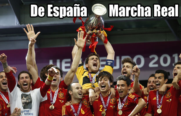 Euro Cup 2012 Final: All conquering Spain demolish Italy 4-0