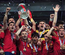 Spain: The greatest international team of all time?