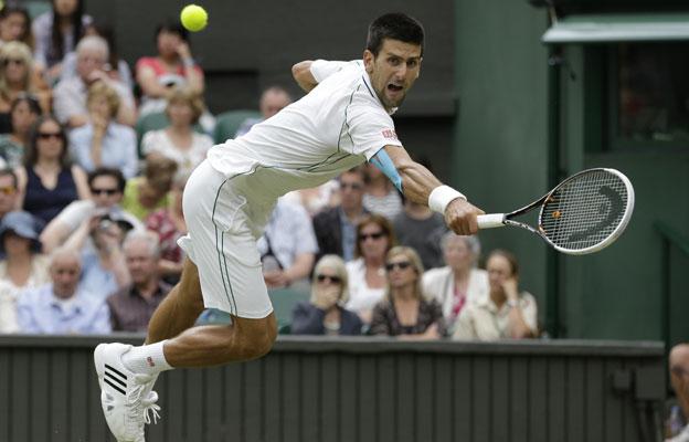 Wimbledon 2012: Djokovic, Federer, Azarenka win; Sharapova, Clijsters crash out