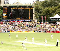 Adelaide Oval to host international cricket on Australia Day from 2014