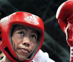 Mary Kom has fair chance to win medal in London games: Mishra