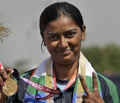 Archer Deepika certain to win Olympic medal, says mother Geeta