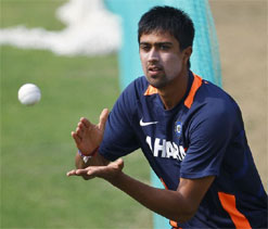Rahul Sharma left out of Indian team for 1st ODI