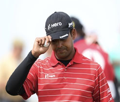 Lahiri finishes 31st, emerges as best Asian at British Open