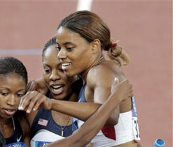 IOC strips Crystal Cox of 2004 relay gold medal