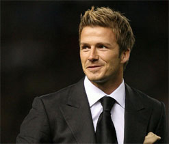 Beckham to take part in Olympics opening ceremony